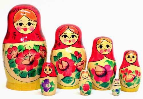 Symbole Rosji